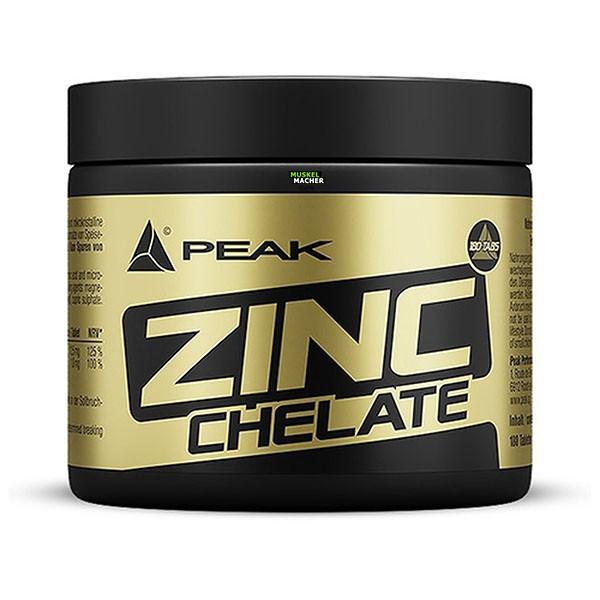 PEAK Zink Chelat (180 Tabletten)