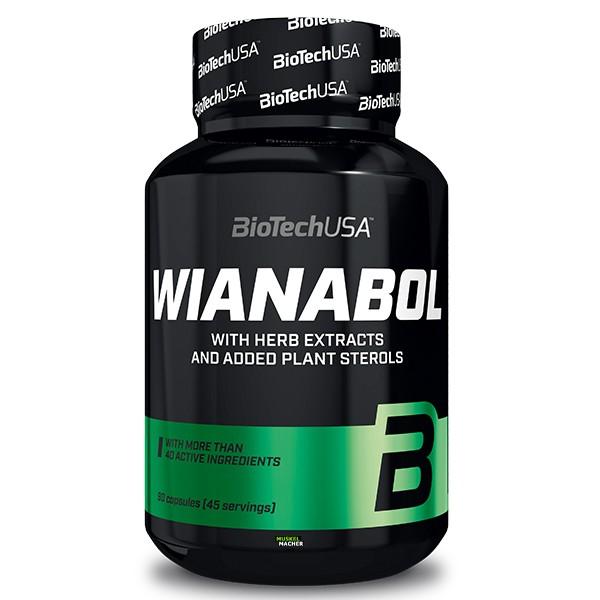 BioTech USA Wianabol (90 Kapseln)