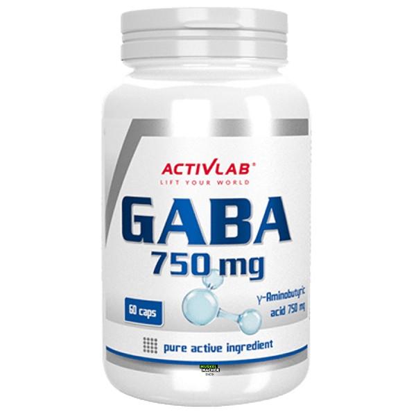Activlab GABA (60 Kapseln)