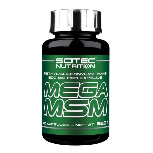 Scitec Nutrition Mega MSM (100 Kapseln)
