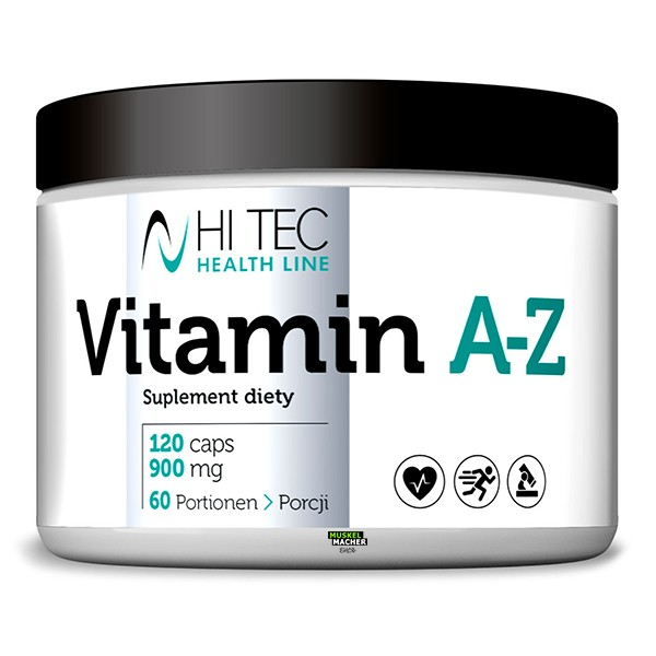 HiTec Nutrition Vitamin A-Z