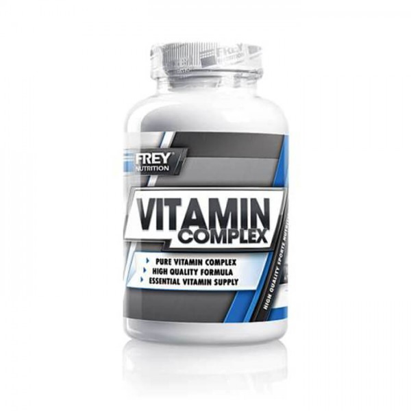 Frey Nutrition Vitamin Complex (120 Kapseln)