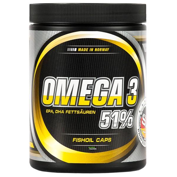 S.U. Omega 3 51% Kapseln
