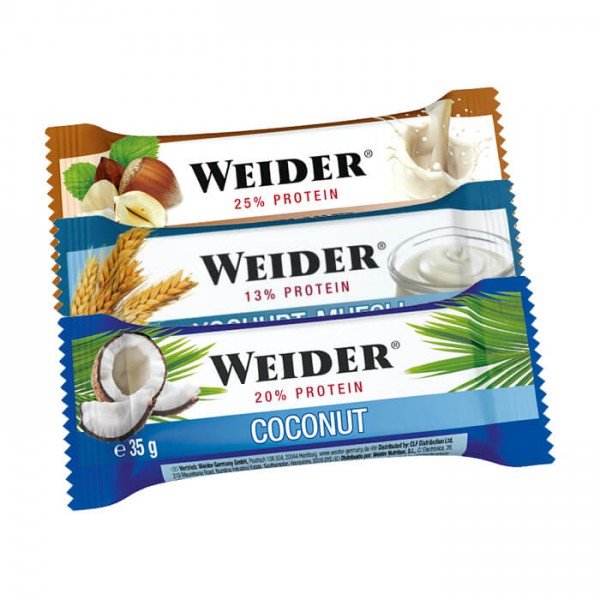 Weider Fitness Bar