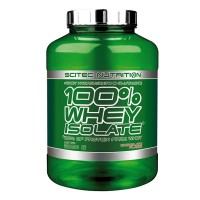 Scitec Nutrition 100% Whey Isolate Vanille 700g