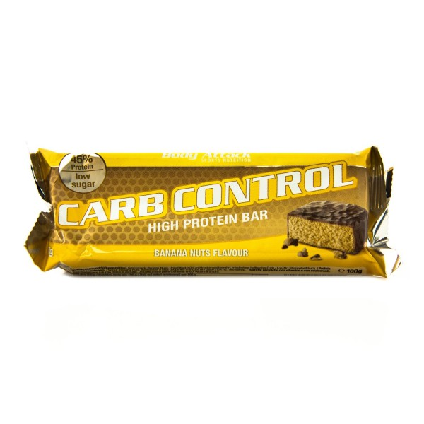 Carb Control Proteinriegel