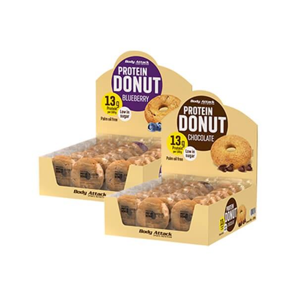Body Attack Protein Donut