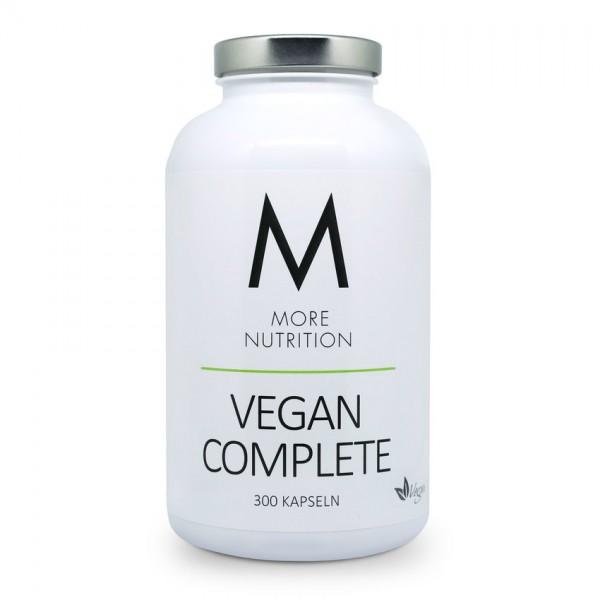 More Nutrition Vegan Complete (300 Kapseln)