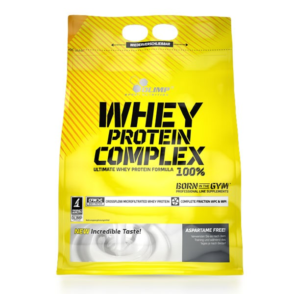 Olimp 100% Whey Protein Complex 2270g Lemon Cheesecake