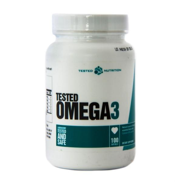Tested Omega-3 (100 Kapseln)