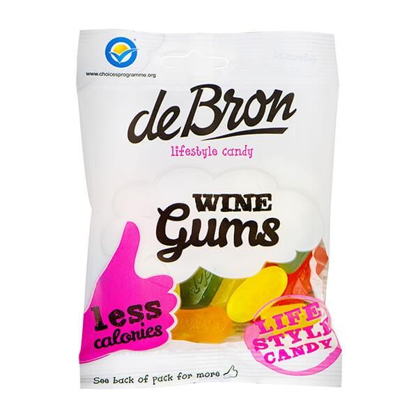 De Bron Weingummis zuckerfrei