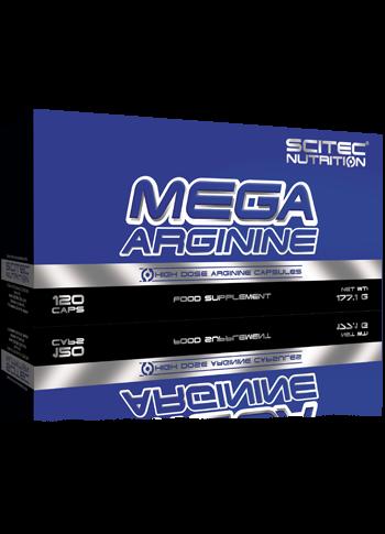 Scitec Nutrition Mega Arginine (120 Kapseln)