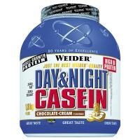 Weider Day & Night Casein 1800g|Chocolate-Cream