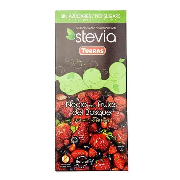 Torras Stevia Schokolade (Vorteilspack)