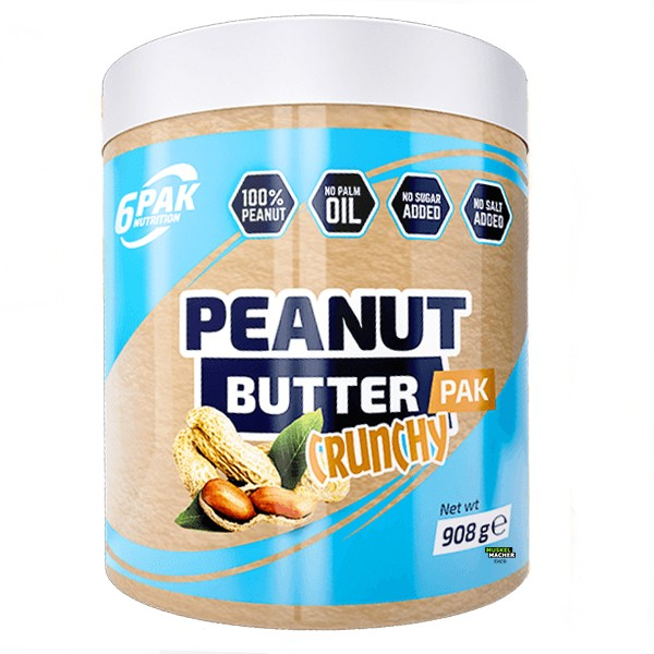6Pak Nutrition Peanut Butter