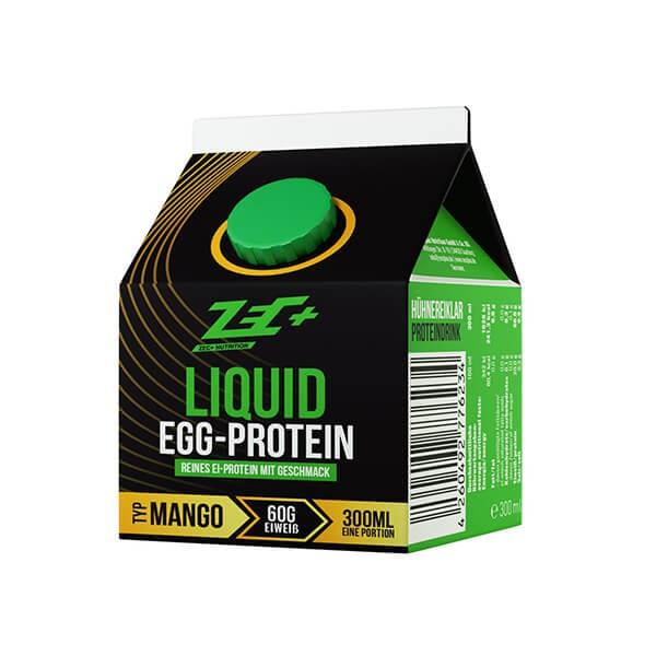 ZEC+ Liquid Egg Protein Drink
