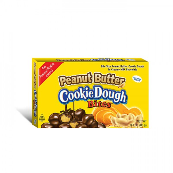 Cookie Dough Bites Peanut Butter