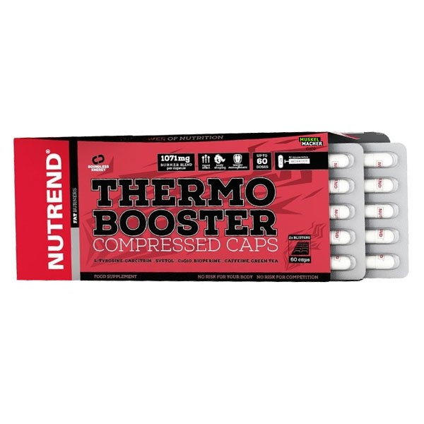 Nutrend Thermo Booster (60 Kapseln)