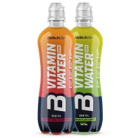 BioTech USA Vitamin Water Forest Fruit
