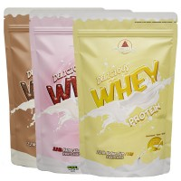PEAK Delicious Whey Protein Double Chocolate