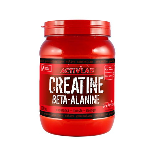 Activlab Creatine + Beta Alanine