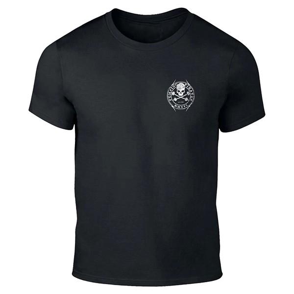 Pumping Pirates Small Logo T-Shirt