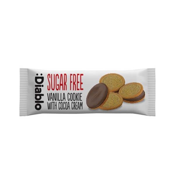 Diablo Sugar Free Biscuits