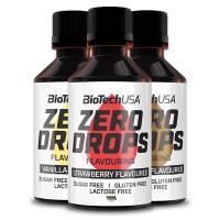 BioTech USA Zero Drops Cookies & Cream