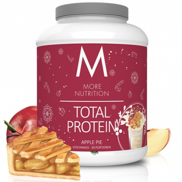 More Nutrition Total Protein Apple Pie
