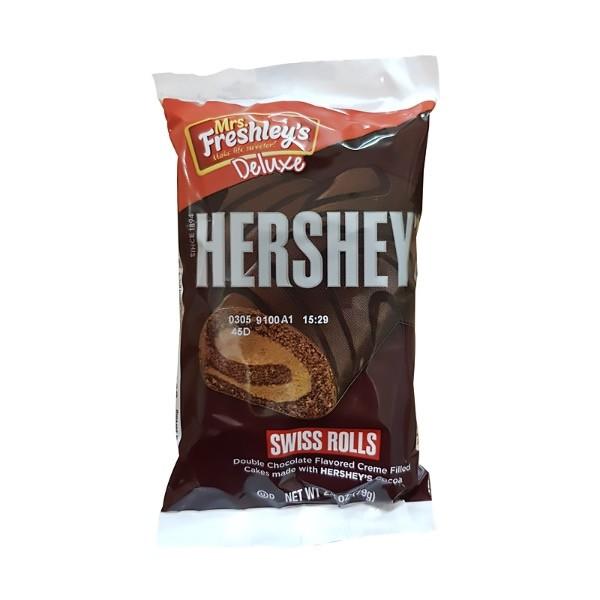 Mrs. Freshley's Hershey's Swiss Roll