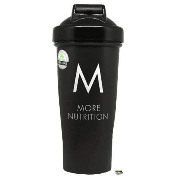 More Nutrition Blender Bottle Shaker
