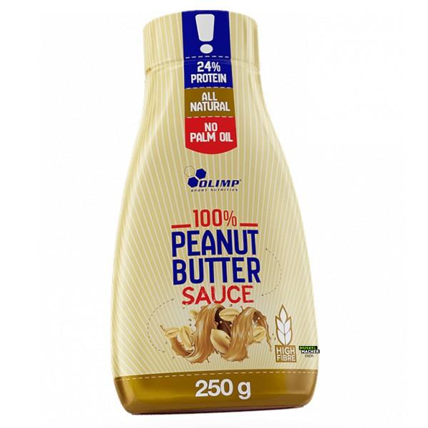 Olimp 100% Peanut Butter Sauce