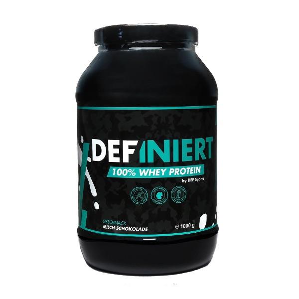 ZEC+ Definiert 100% Whey Protein
