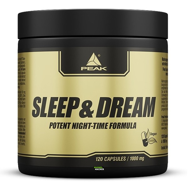 PEAK Sleep & Dream (120 Kapseln)