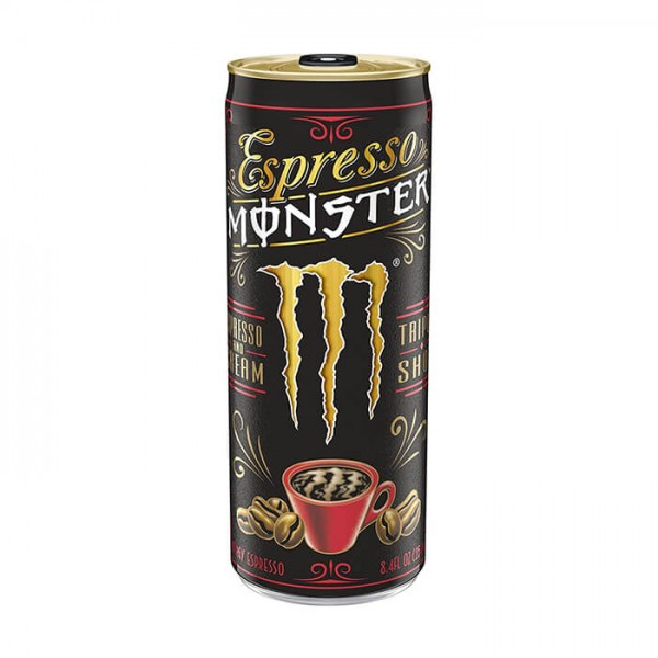Monster Energy Espresso Triple Shot