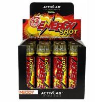 12x 80ml Activlab Energy Shots