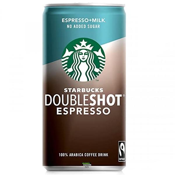 Starbucks Doubleshot Espresso (No Added Sugar)