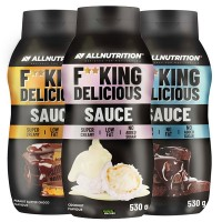 All Nutrition F**king Delicious Sauce Chocolate