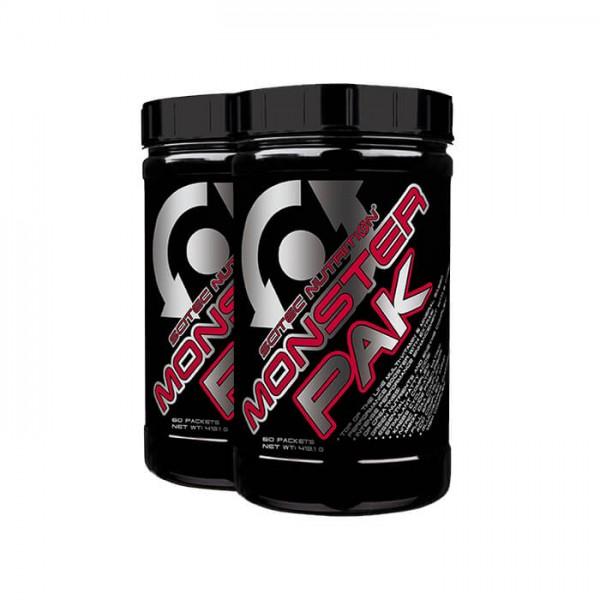 Scitec Nutrition Monster Pak Doppelpack