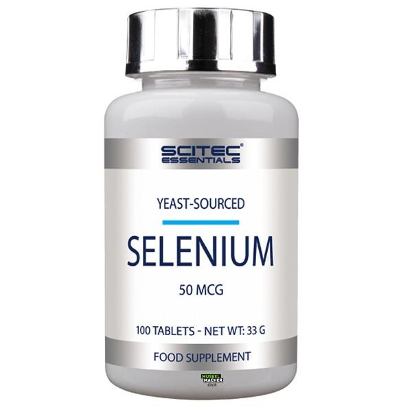 Scitec Nutrition Selenium (100 Tabletten)