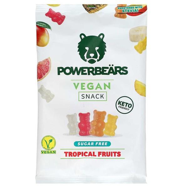 Powerbeärs Vegan Snack