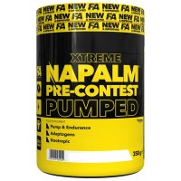 FA Xtreme Napalm Pre-Contest Pumped Cherry-Lemon