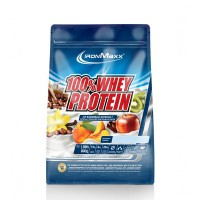 Ironmaxx 100% Whey Protein 500g Florida Grapefruit