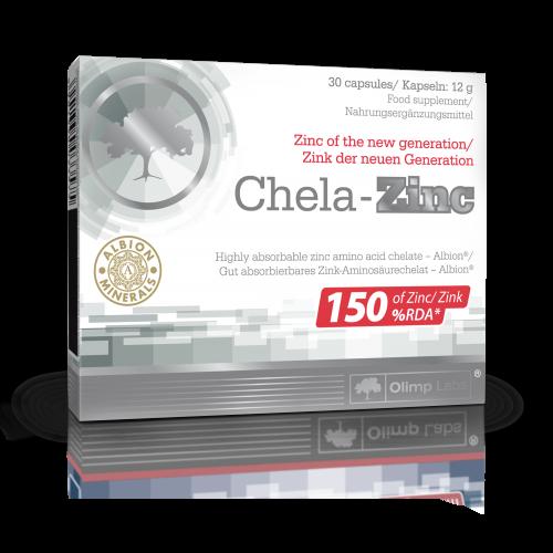 Olimp Chela-Zinc (30 Kapseln)