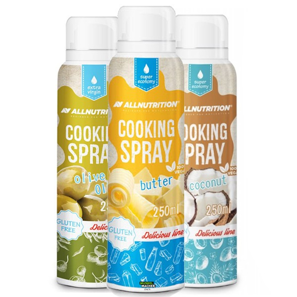 All Nutrition Cooking Spray