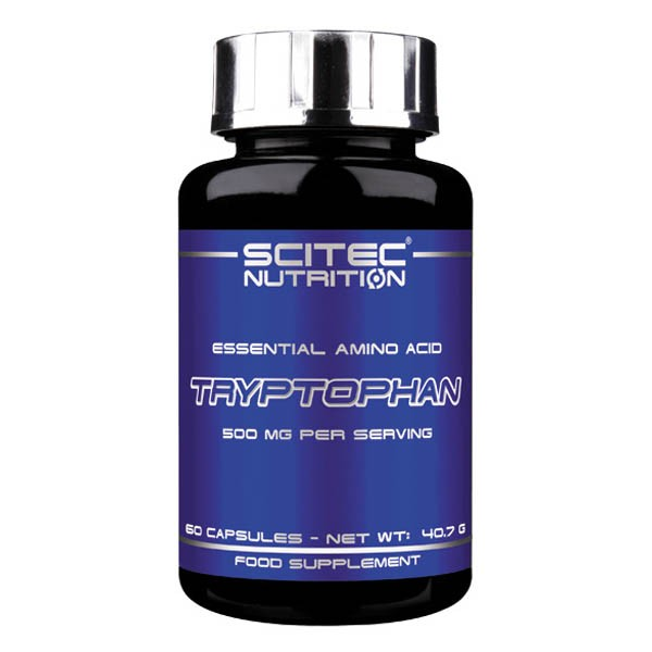 Scitec Nutrition Tryptophan (60 Kapseln)