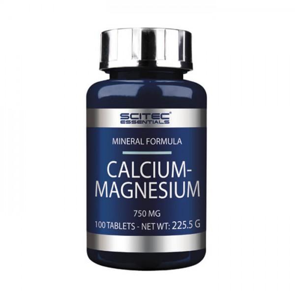 Scitec Nutrition Calcium Magnesium (100 Tabletten)