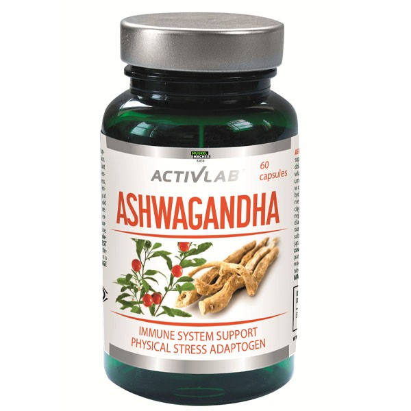 Activlab Ashwagandha (60 Kapseln)