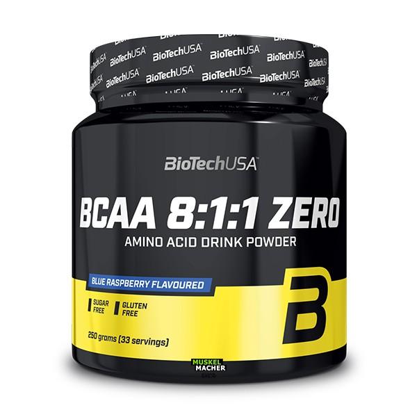BioTech USA BCAA 8:1:1 Zero