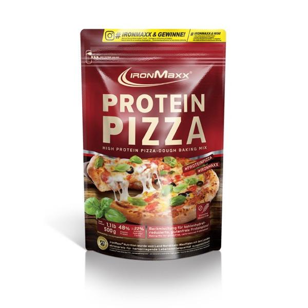 ironmaxx protein pizza im muskelmacher shop bestellen muskelmacher shop